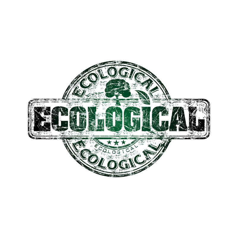 Download Ecological Grunge Rubber Stamp Stock Images - Image: 12218374