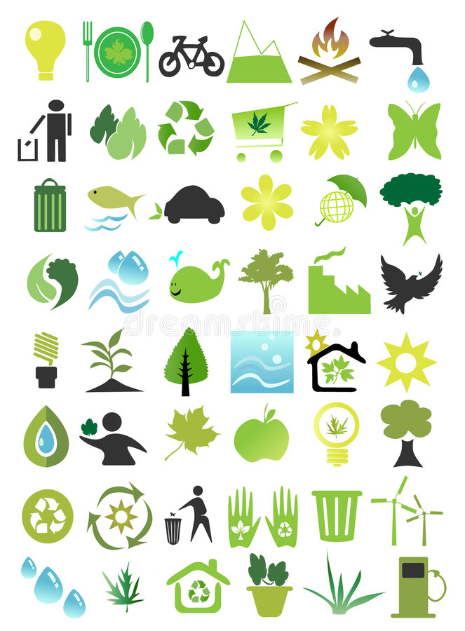 Ecologie stock foto