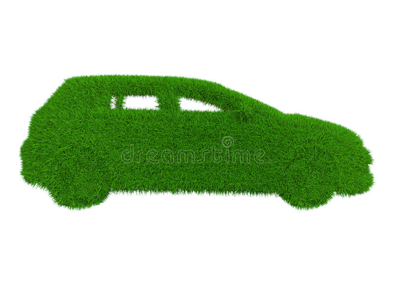 Download Ecology car stock illustration. Image of harmony, clean - 27012722