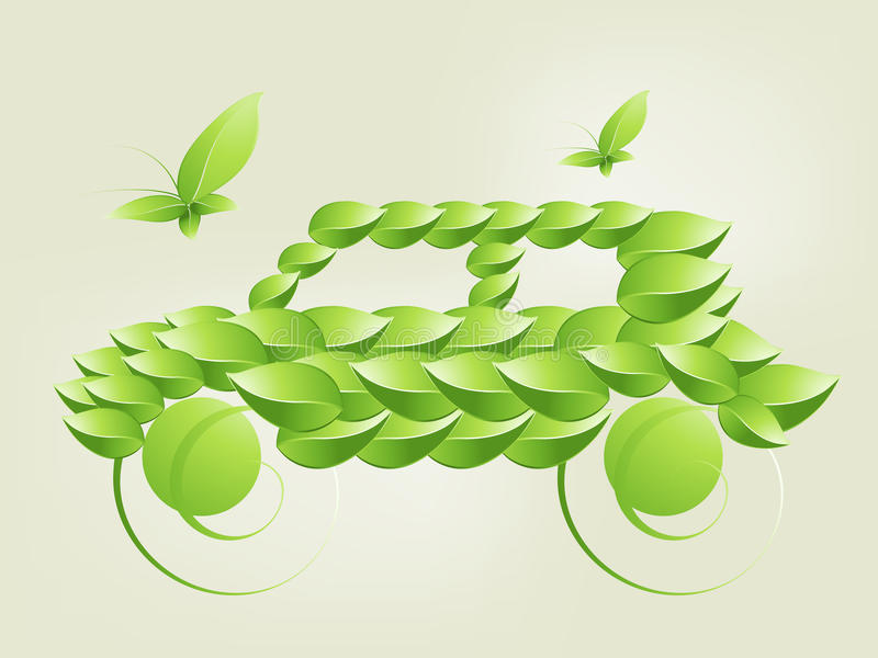 Ecology concept. Environmental and Ecology concept background vector illustration