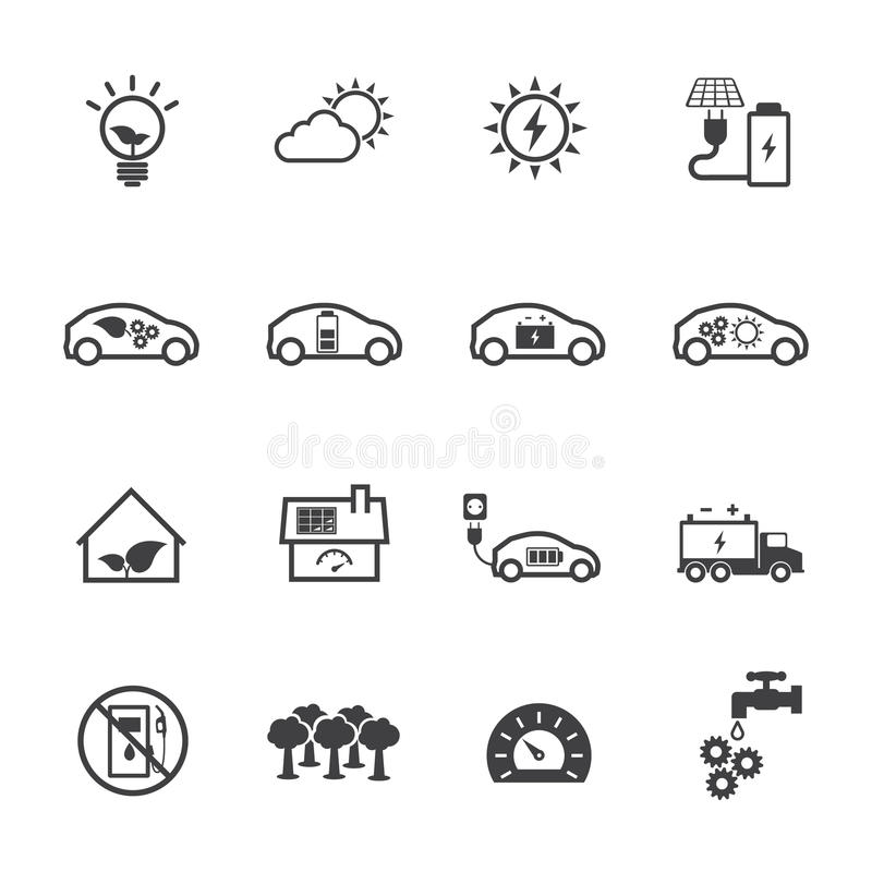 battery icons stock vector  illustration of black  capacity