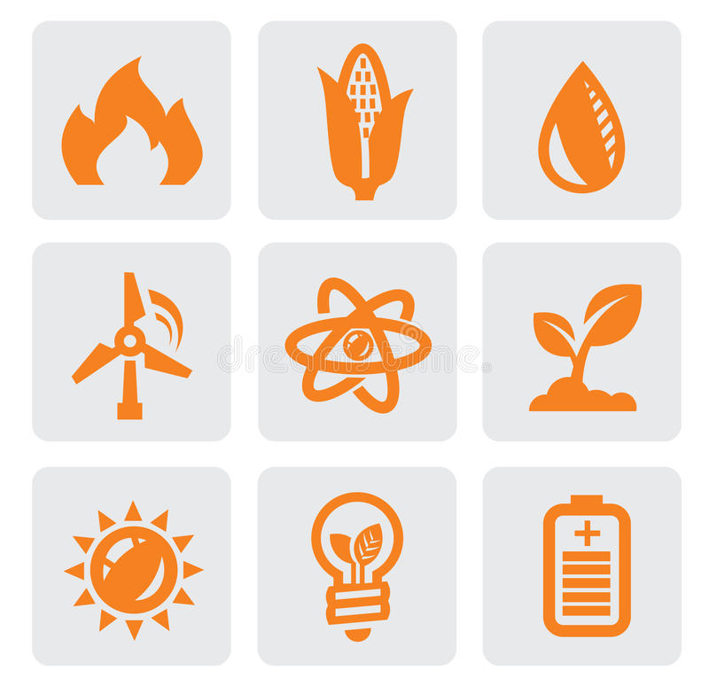 Download Ecology energy icon stock vector. Illustration of environment - 27272015