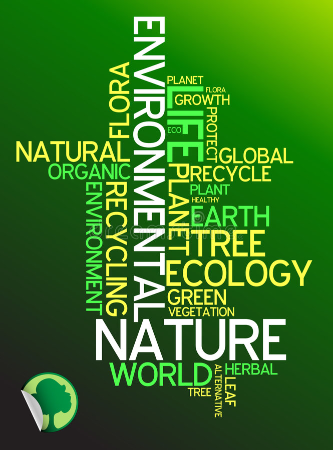 Download Ecology - Environmental Poster Stock Vector - Image: 7784933
