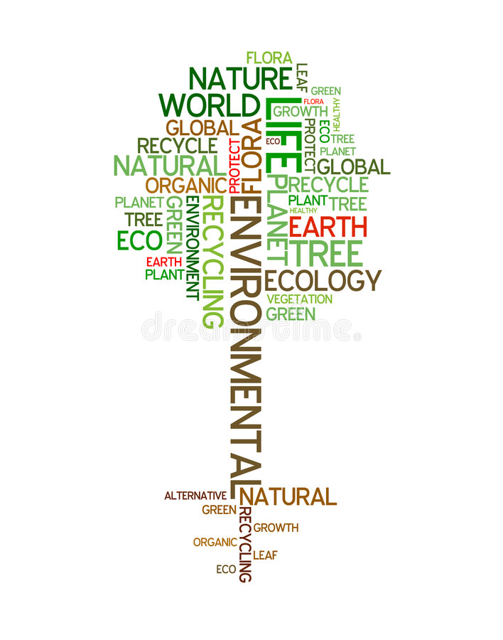 Download Ecology - Environmental Poster Royalty Free Stock Photography - Image: 8843267