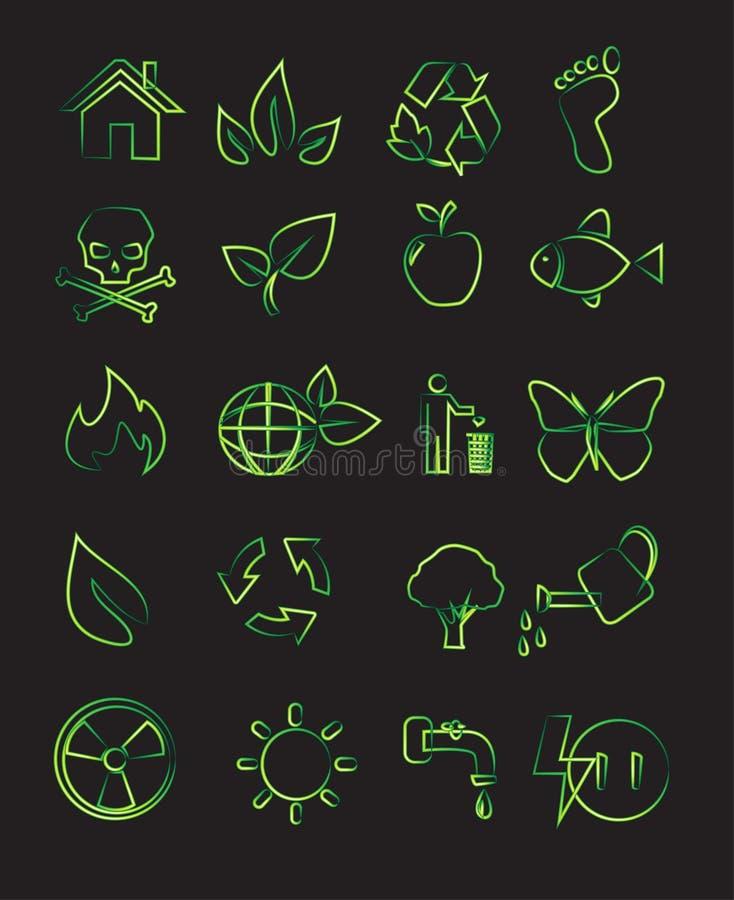 Ecology, icons