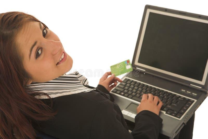 Download Ecommerce #01 stock image. Image of feminine, beauty, ecommerce - 1295693
