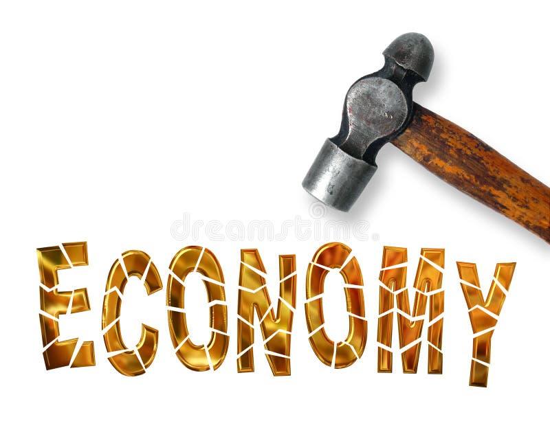 Economia ilustração do vetor