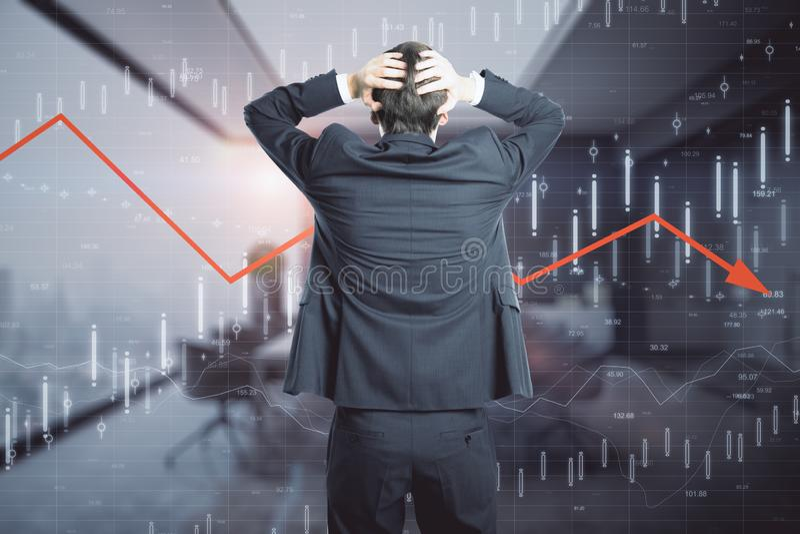 Economia e conceito da finan?a imagem de stock royalty free