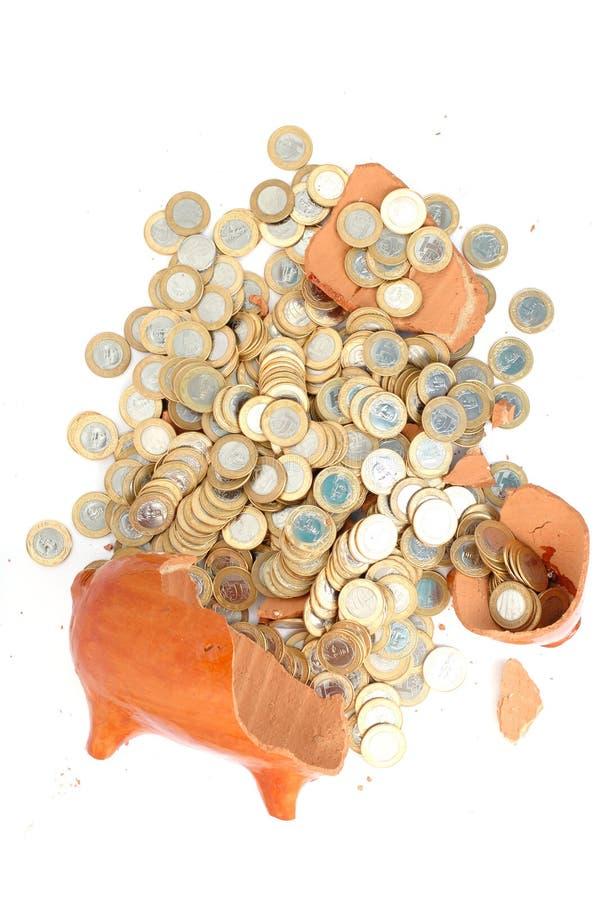 Economia fora fotografia de stock royalty free