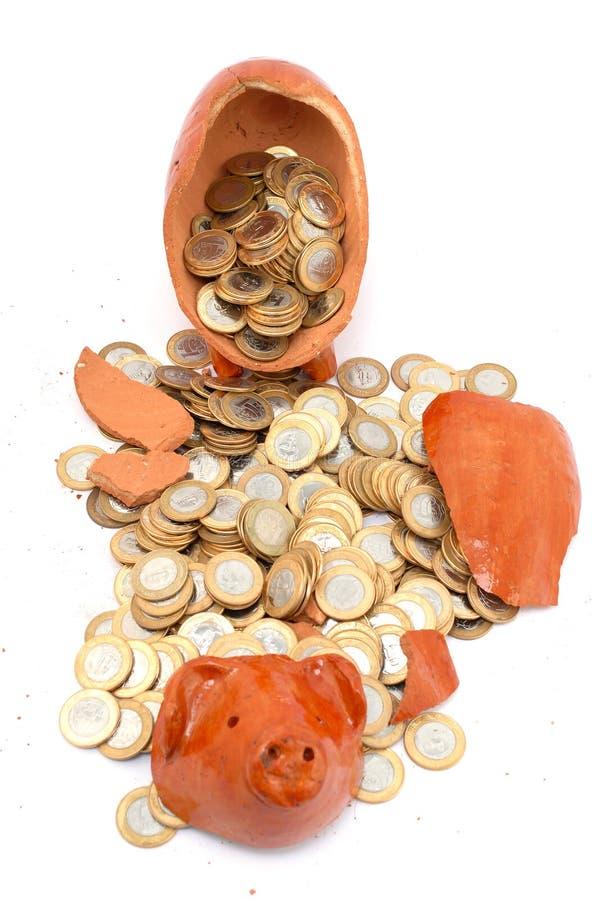 Economia fora imagem de stock royalty free