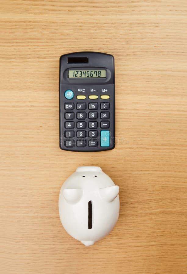Economias calculadoras fotos de stock royalty free