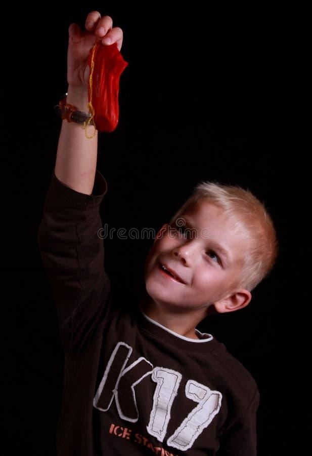 Economias da criança. foto de stock