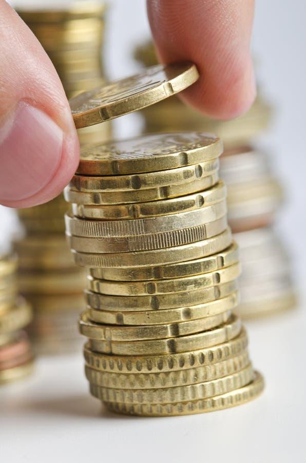 Economias do dinheiro foto de stock royalty free