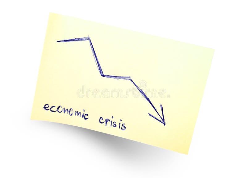 Economic Crisis Royalty Free Stock Images