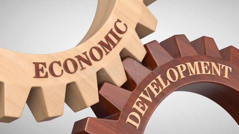 Economic development concept stock photo
