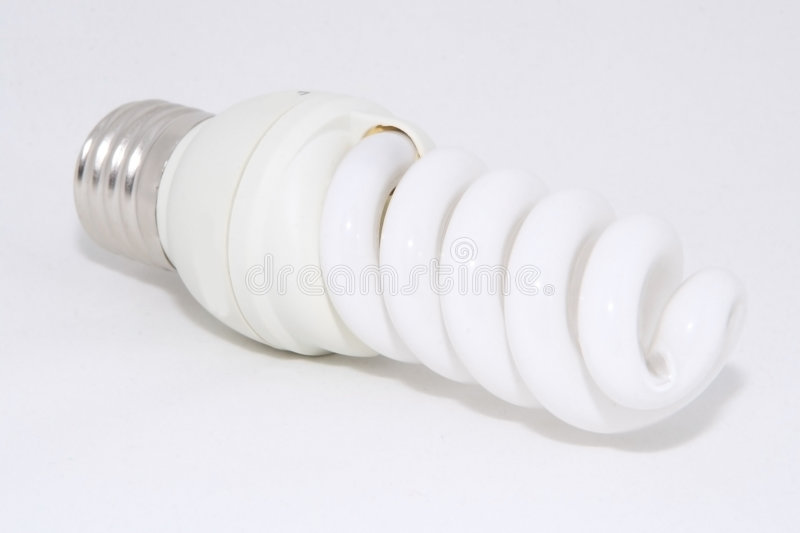 Economic lamp royalty free stock photos