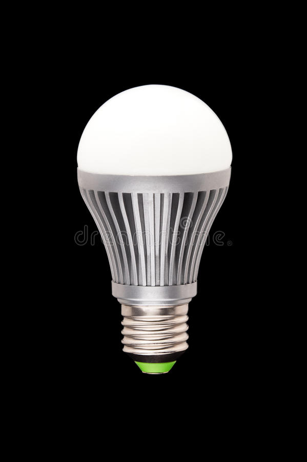 Download Economical LED lamp stock image. Image of saving, coolant - 20231651