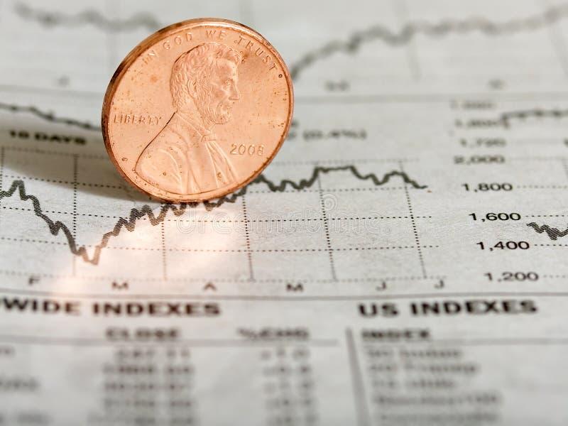 Economie stock afbeelding