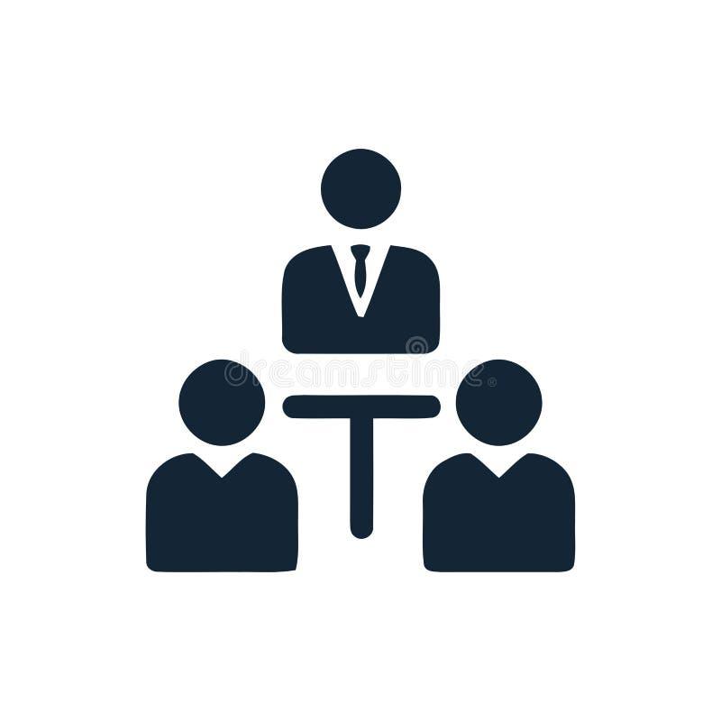 Economisch besluit, businessplan, besluit - het maken, beheer, teambesluit, plan, planning, strategiepictogram vector illustratie
