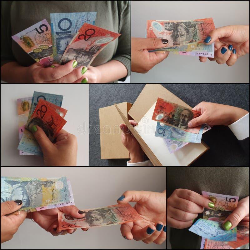 Free Economy And Finance With Australian Money Stock Photo - 164516450