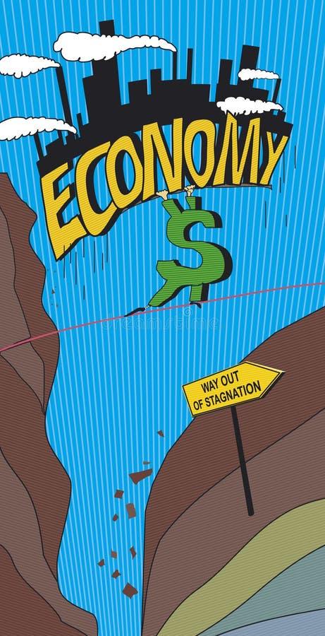 Economy Illustration Stock Photos