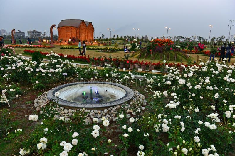 Ecopark royalty-vrije stock fotografie