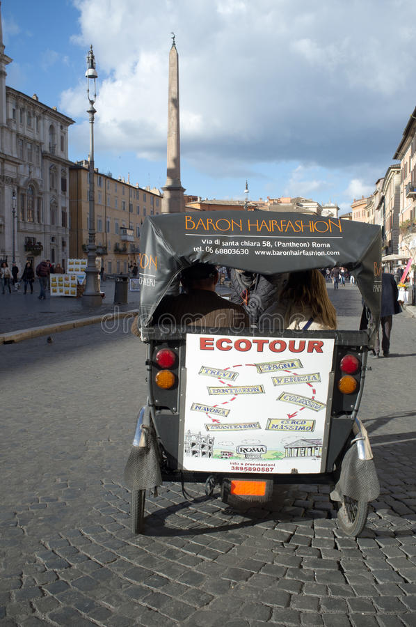 Download Ecotour in Rome editorial image. Image of ancient, building - 29086920