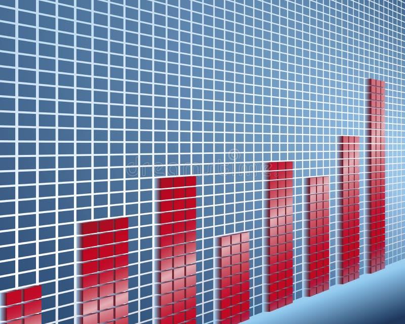 Ecovery der Wirtschaftlichkeit vektor abbildung