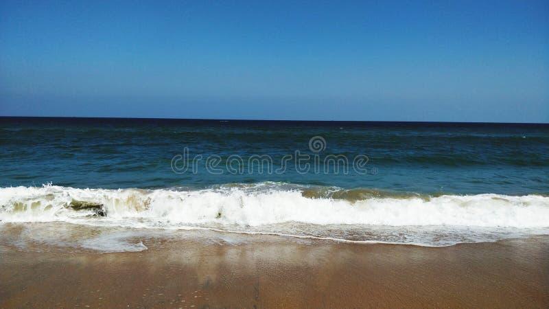 ECR海滩 库存照片