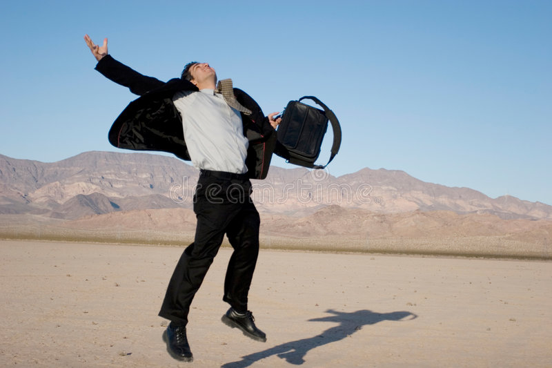 Download Ecstatic business man stock photo. Image of corporate - 3712384