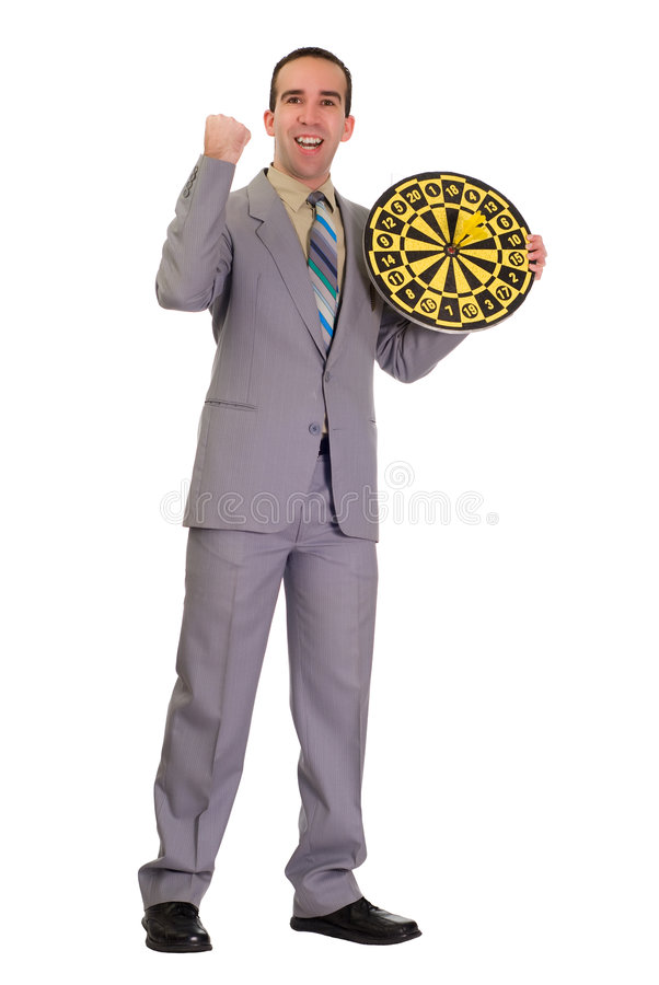Download Ecstatic Businessman stock image. Image of business, manager - 7377291