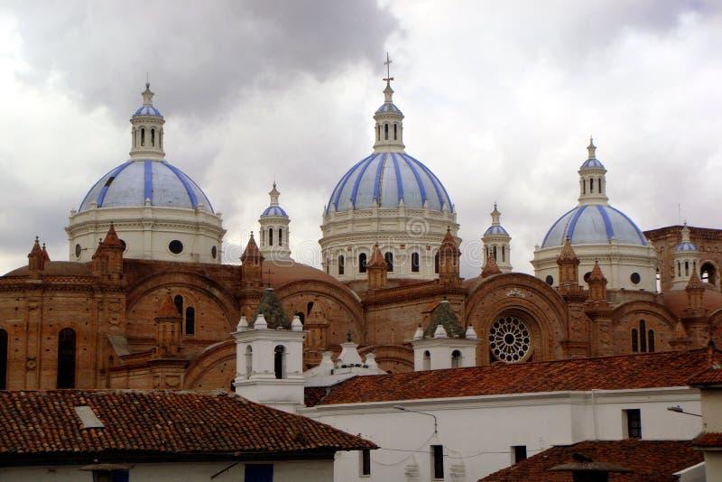 Ecuador (Cuenca) stock image