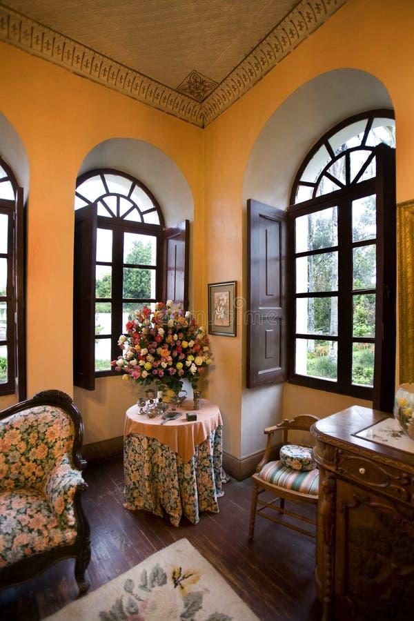 Ecuador - Hacienda La Compania stock photography