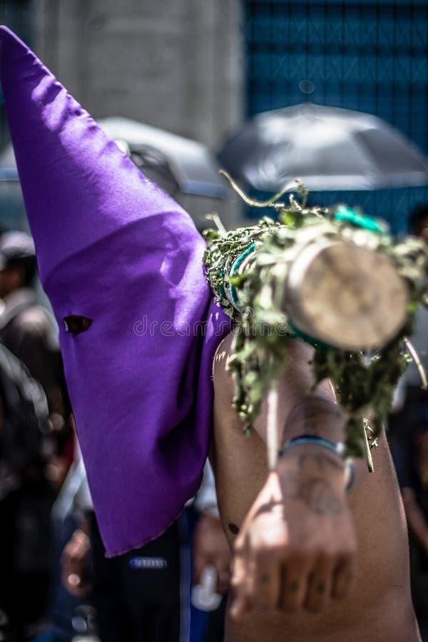 Ecuador påsk royaltyfri fotografi