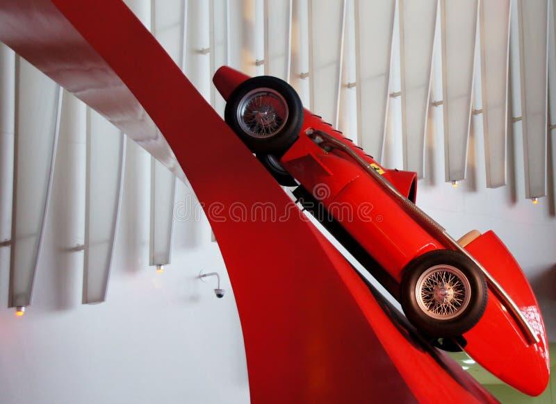 Ed Ferrari modela samochód obrazy royalty free