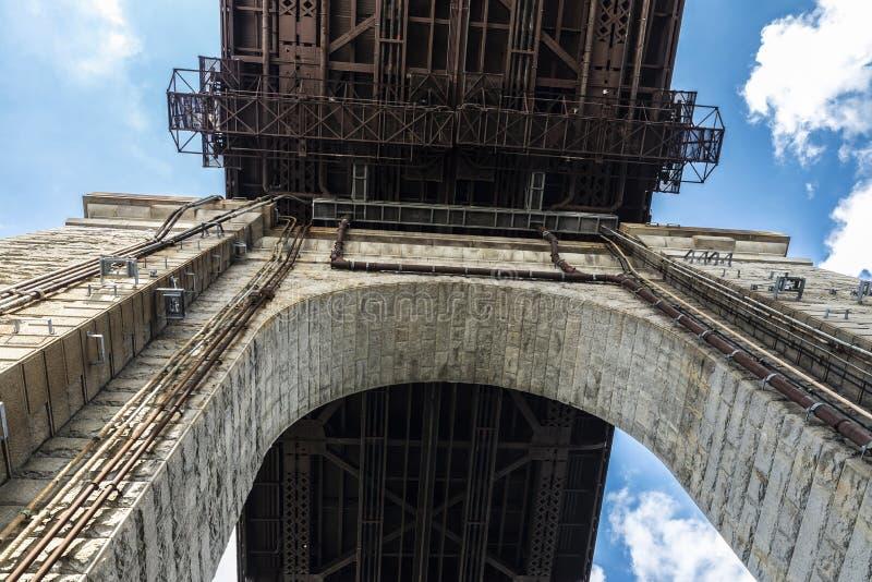 Ed Koch Queensboro most w Miasto Nowy Jork, usa obrazy royalty free
