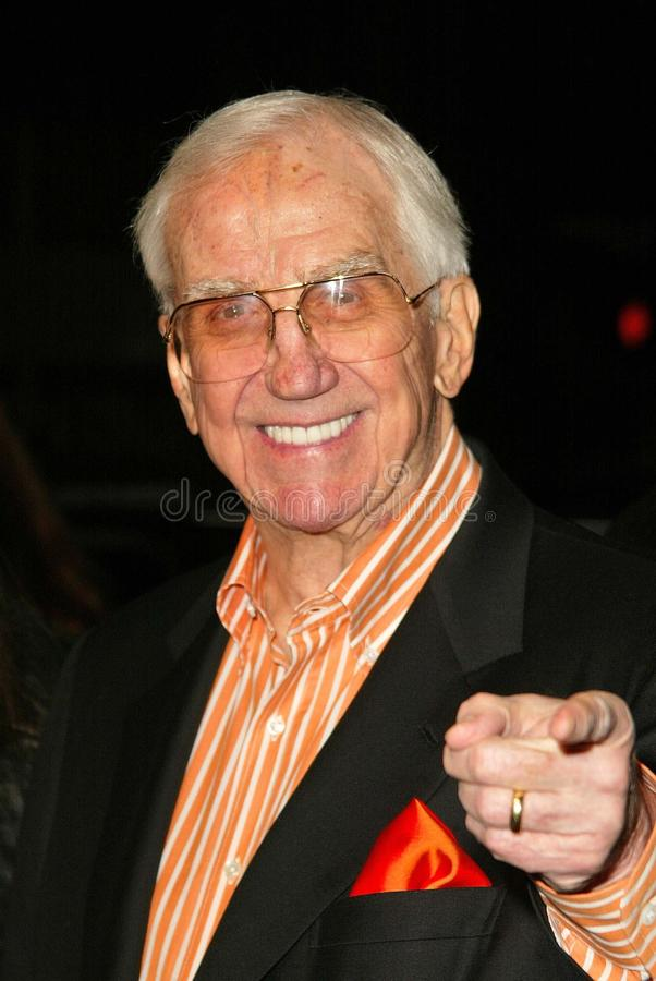Ed Mcmahon. At the Worldwide Premiere of MGM's 'Beauty Shop' at the Mann National Theater, Westwood, CA 03-24-05 stock photos