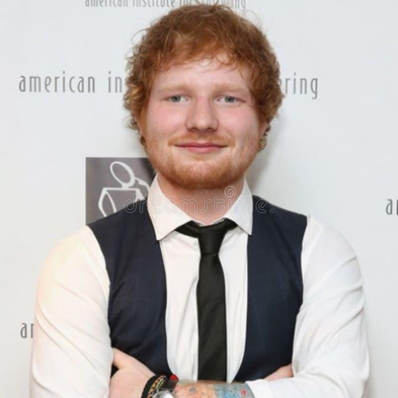 Ed Sheeran Free Public Domain Cc0 Image