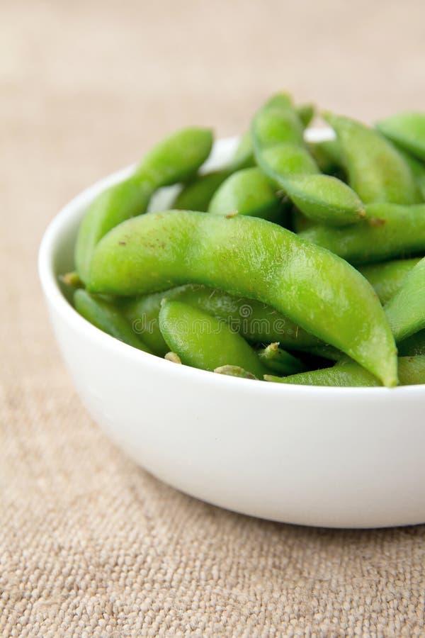 Free Edamame Soy Beans Stock Images - 24745584