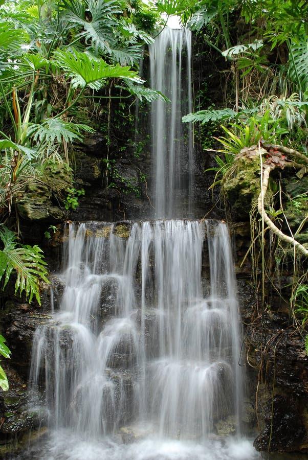 edan vattenfall royaltyfria foton