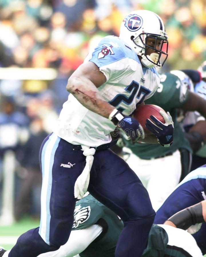 Eddie George photo stock