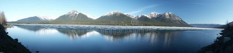 Eddontenajon Lake stock images