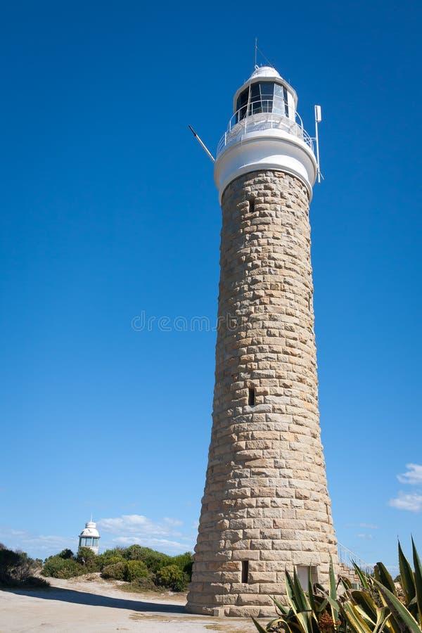 Eddystone Point Lighthouse, Mount William National Park royalty free stock photos