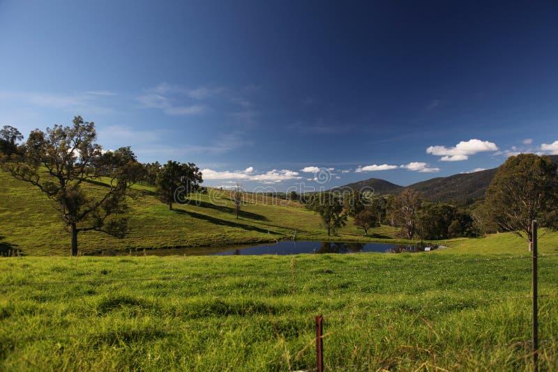 Eden, Australië stock fotografie