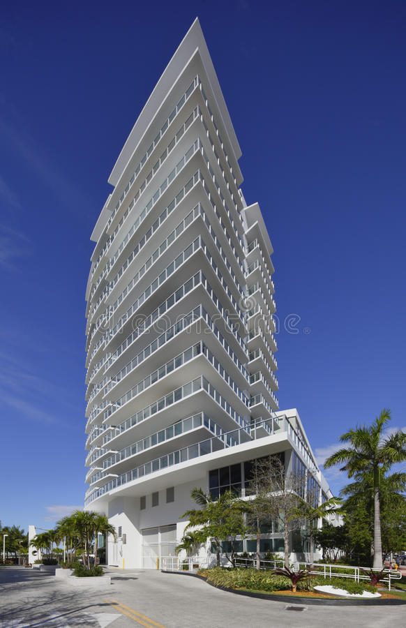 Eden House Miami Beach imagen de archivo libre de regalías