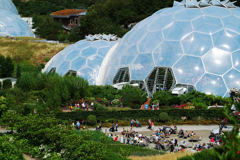 Eden Project Biomes 1