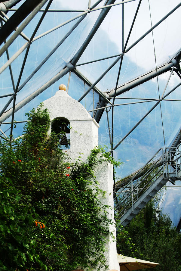 Download Eden Project Mediterranean Biome Editorial Image - Image: 27661635