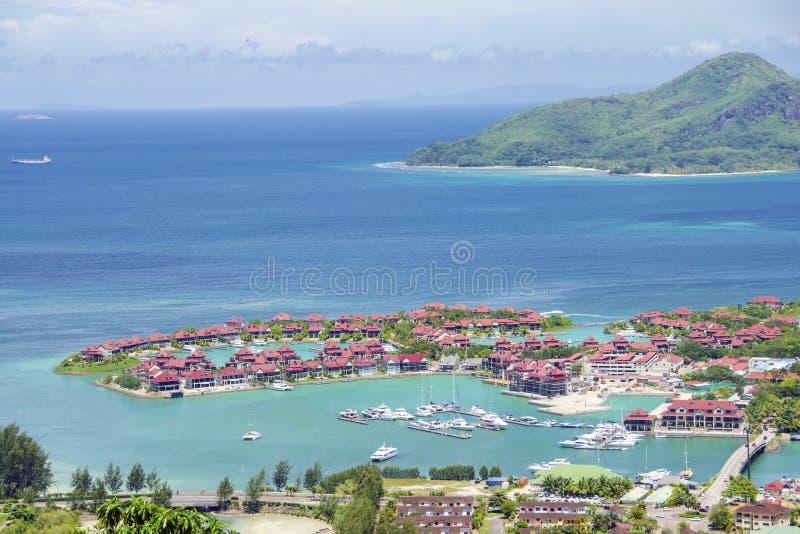 Eden wyspa zdjęcia royalty free