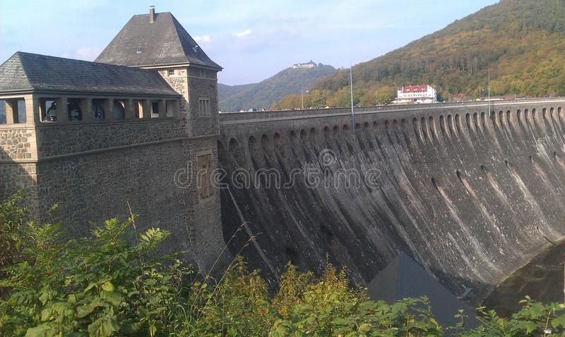 Edersee image stock