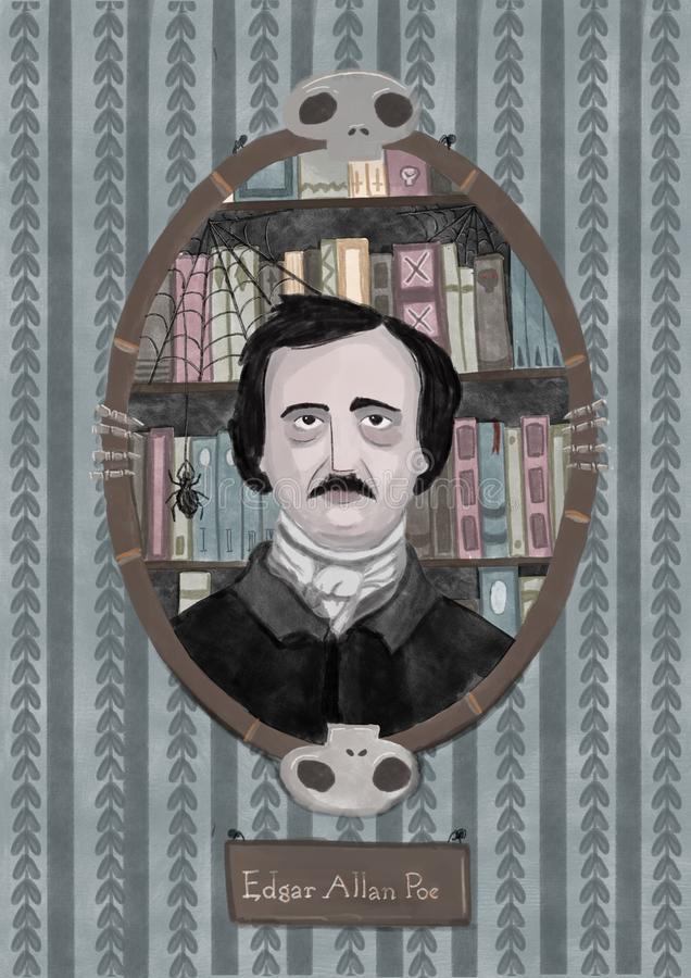 Edgar Allan Poe ilustracji
